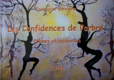 Les confidences de l'arbre: poèmes et aquarelles