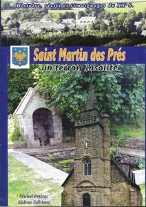 Saint Martin des Prés, un terroir insolite