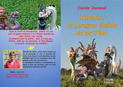 Arthur, le dragon timide et les fées