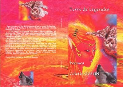 Terre de Légendes, poèmes