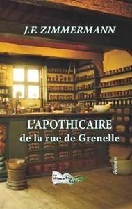 L'apothicaire de la rue de Grenelle