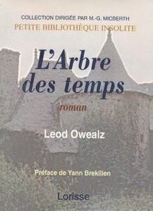L'ARBRE DES TEMPS Roman