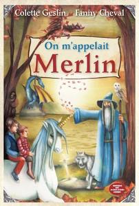 On m'appelait Merlin, livre illustré pour les enfants par Fa...