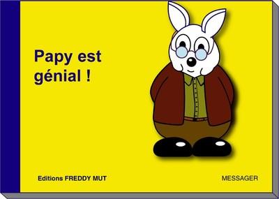 Les Aventures de P'tit frère - Tome VI - «Papy est génial ! ...