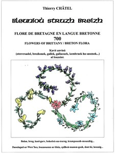 Bleunioù Struzh Breizh, Flore de Bretagne en langue bretonne